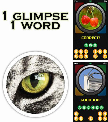 In addition to the game ABC Mysteriez Hidden Letters for Android phones and tablets, you can also download 1 glimpse 1 word for free.