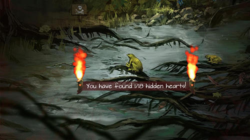 Screenshots von 1 Heart: Revival. Puzzle and horror für Android-Tablet, Smartphone.