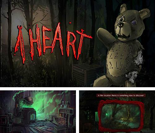 1 Heart: Revival. Puzzle and horror
