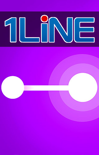 1 line: One line with one touch