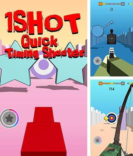 1shot: Quick timing shooter
