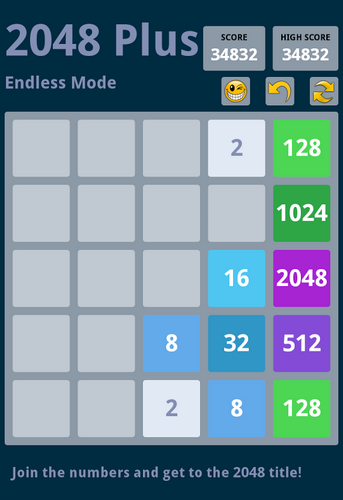 2048 plus screenshot 2