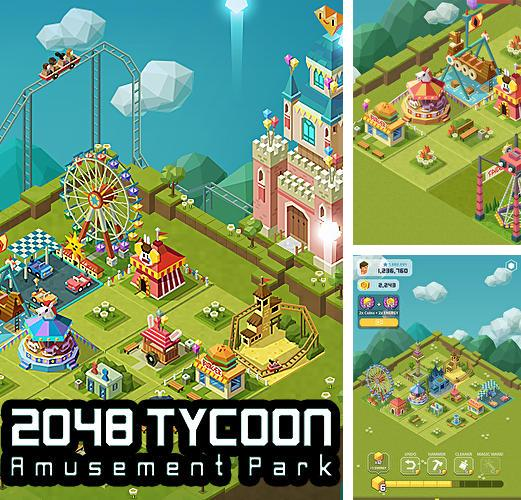 2048 tycoon: Theme park mania for Android - Download APK free