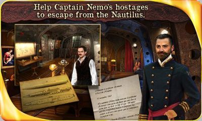 Download 20,000 Leagues Under The Sea: Captain Nemo Android free game.