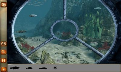 Screenshots of the 20,000 Leagues Under The Sea: Captain Nemo for Android tablet, phone.