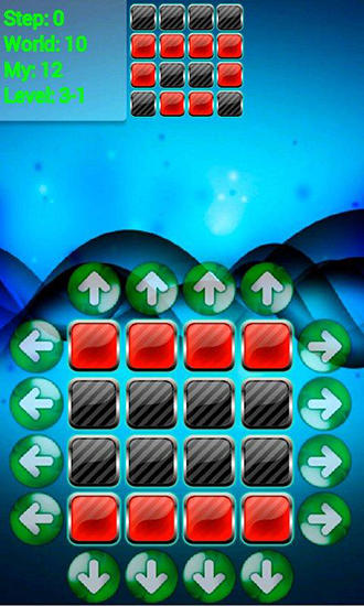 Screenshots von 2Dtrix: Puzzle für Android-Tablet, Smartphone.