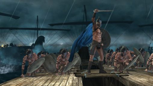 Screenshots von 300: Rise of an Empire. Seize your glory für Android-Tablet, Smartphone.