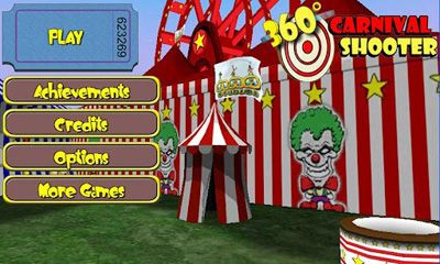 360 Carnival Shooter screenshot 1