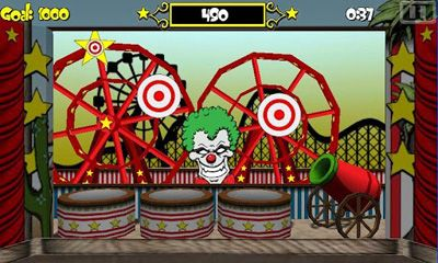 Screenshots do 360 Carnival Shooter - Perigoso para tablet e celular Android.