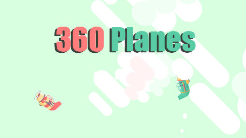 360 planes poster