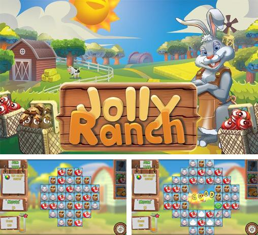 3 candy: Jolly ranch