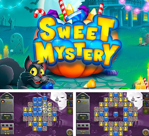 In addition to the game Sweet kingdom 2 for Android phones and tablets, you can also download 3 candy: Sweet mystery for free.