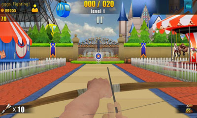 Download 3D Archery 2 Android free game.