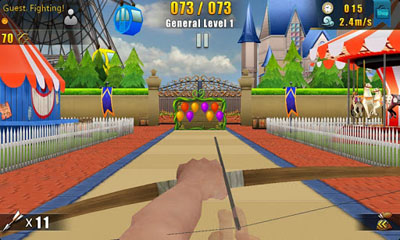 Get full version of Android apk app 3D Archery 2 for tablet and phone.