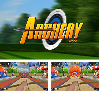 In addition to the game Throwing Knife 2 for Android phones and tablets, you can also download 3D Archery 2 for free.