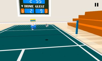 3D Badminton screenshot 3