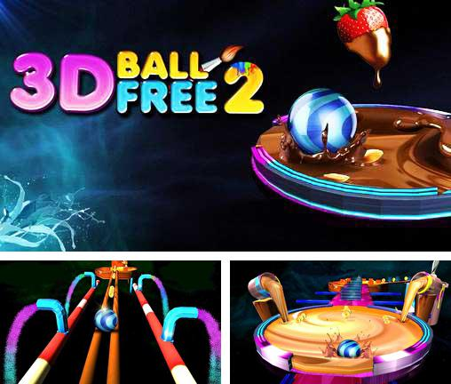 In addition to the game Ball balance for Android phones and tablets, you can also download 3D ball free 2 for free.