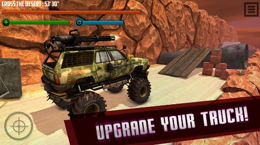 3D battle truck screenshot 2