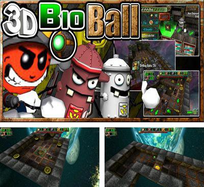 In addition to the game Aliens Goo for Android phones and tablets, you can also download 3D Bio Ball HD for free.