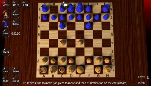 3D chess game screenshot 2