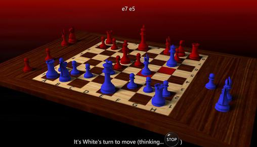 3D chess game screenshot 4