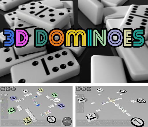 3D dominoes