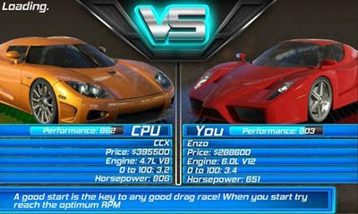 Get full version of Android apk app 3D Drag Race for tablet and phone.