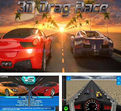 In addition to the game Drag racing 4x4 for Android phones and tablets, you can also download 3D Drag Race for free.