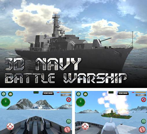 3D Navy battle warship for Android - Download APK free