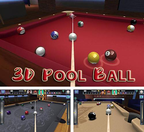 In addition to the game BILLABOOM for Android phones and tablets, you can also download 3D pool ball for free.