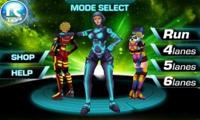 Download 3D Rhythm Action R-tap Global Android free game.