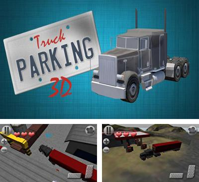 In addition to the game Planet Descent for Android phones and tablets, you can also download 3D Truck Parking for free.
