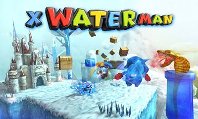 Download 3D X WaterMan Android free game.
