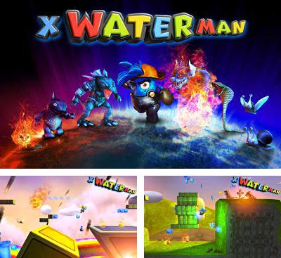 In addition to the game Big Pig for Android phones and tablets, you can also download 3D X WaterMan for free.