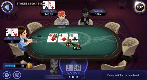 poker themed carpet