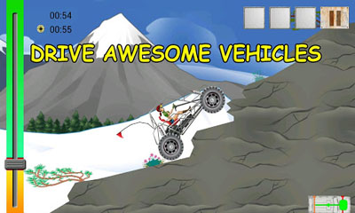 Screenshots von 4x4 Adventures für Android-Tablet, Smartphone.