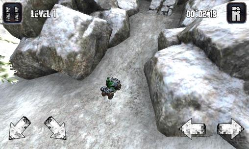 Offroad adventure: Extreme ride screenshot 2