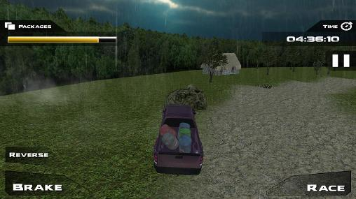 4x4 off-road cargo truck screenshot 3