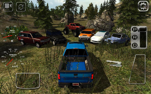 Kostenloses Android-Game 4x4 Off-Road Rally 4. Vollversion der Android-apk-App Hirschjäger: Die 4x4 off-road rally 4 für Tablets und Telefone.