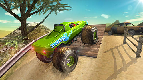 4x4 offroad racer: Racing games скриншот 2