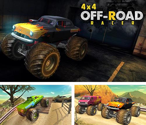 4x4 offroad racer: Racing games