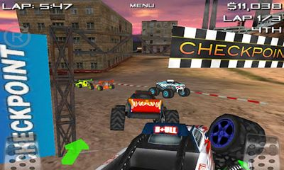 Get full version of Android apk app 4x4 Offroad Racing for tablet and phone.