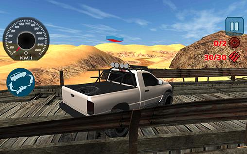 4x4 offroad sniper hunter screenshot 2