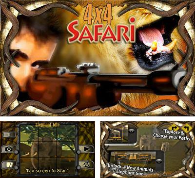In addition to the game 4x4 Safari 2 for Android phones and tablets, you can also download 4x4 Safari for free.