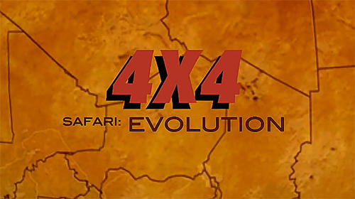 4x4 safari: Evolution poster