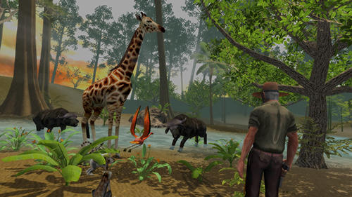 4x4 safari: Evolution screenshot 3