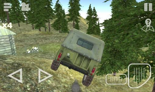 Hill riders off-road скриншот 5