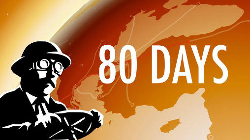 80 days poster
