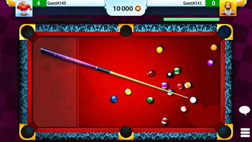 Гра 8 ball billiard на Android - повна версія.