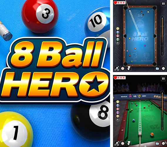 In addition to the game 8 ball hero for Android, you can download other free Android games for Nomi Ultra 2.
